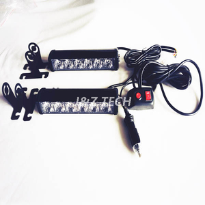 LED Wig wag flash lightbar con caja de control